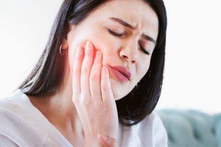 Sensibilidad dental tras un blanqueamiento de dientes